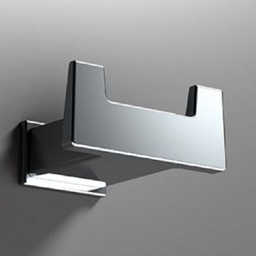 Sonia S-Cube Robe Hook Chrome 166817
